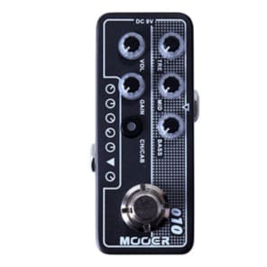 Mooer 010 Two Stone Micro Preamp