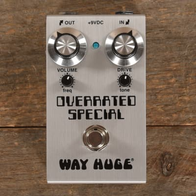 Way Huge Smalls Overrated Special Overdrive MINT