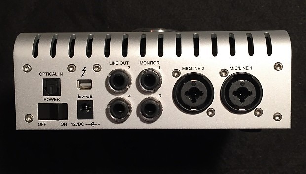 Universal Audio Apollo Twin Duo Interface