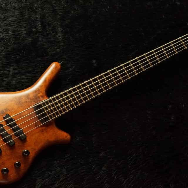 Warwick Thumb Bass 5-string Natural Oil w/ free shipping! image
