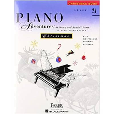 Piano Adventures: the Basic Piano Method - Christmas Book Level 2A