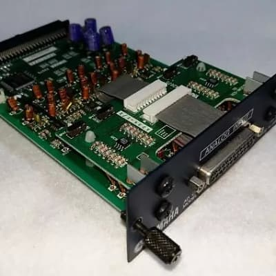 Yamaha MY8AD96 Input Card - Works with AW2816/ AW4416/ AW2400/ 01V96 & O2R96 Mixers ( 3 available )