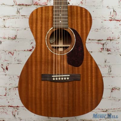 Guild M-120E Acoustic/Electric Guitar Natural Mahogany Gloss B-Stock x1645 for sale