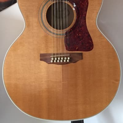 Guild JF30 12 strings 1996 blonde USA for sale