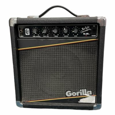 Gorilla Tube Cruncher 35w Guitar Amp Model: TC-35 for sale