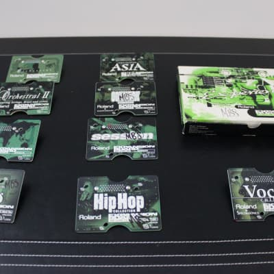 Roland SR-JV80 Expansion Board Collection