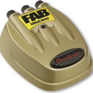 Danelectro D-8 Fab 600Ms Delay for sale
