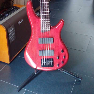 Ibanez SR405 2001 Cherry Red for sale