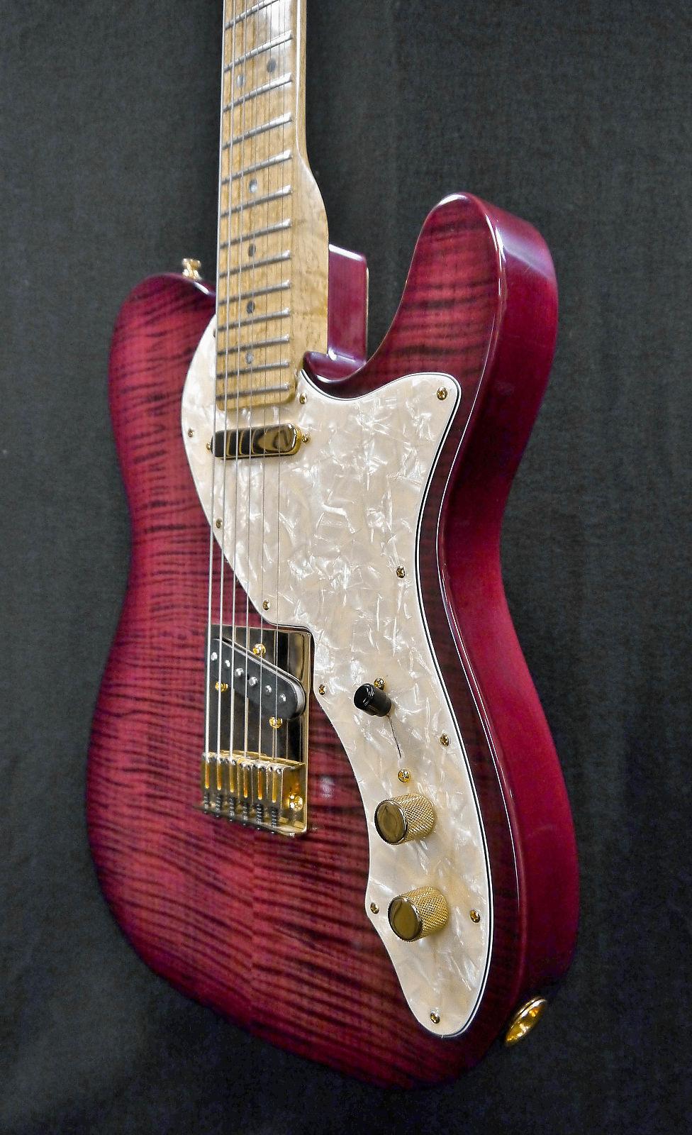 Fender 2002 Yuriy Shishkov Masterbuilt FMT Telecaster
