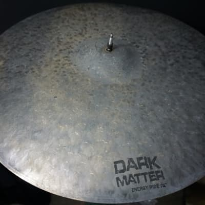 "Dream Cymbals Dark Matter Energy Ride 22"" DMEERI22"