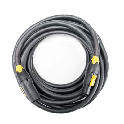 Elite Core PC12-TFTM-2.5 Neutrik Powercon True1 Extension cable, 2.5'