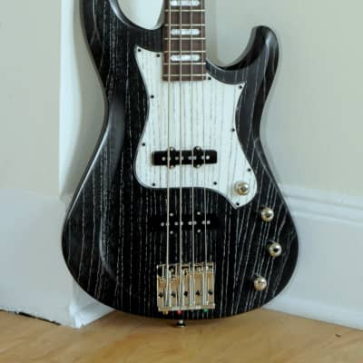 Knaggs Severn B4 Bass/Driftwood/Flame Maple Neck/Make Offer for sale