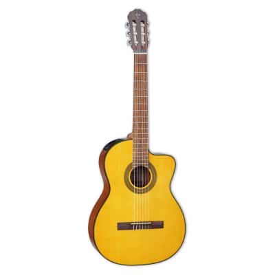 Takamine GC1CE NAT G Series Classical Acoustic-Electric Guitar in Natural