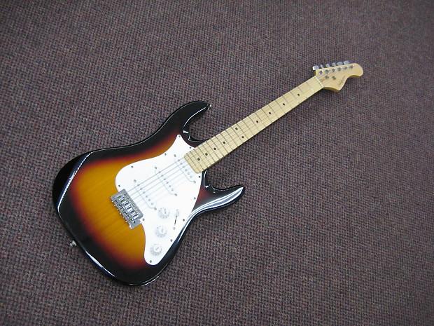 california electric guitar 2010 39 s tobacco burst reverb. Black Bedroom Furniture Sets. Home Design Ideas