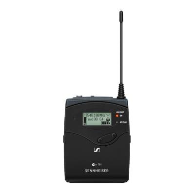 Sennheiser SK 100 G4 Wireless Bodypack Transmitter (A1-Band: 470-516 MHz)
