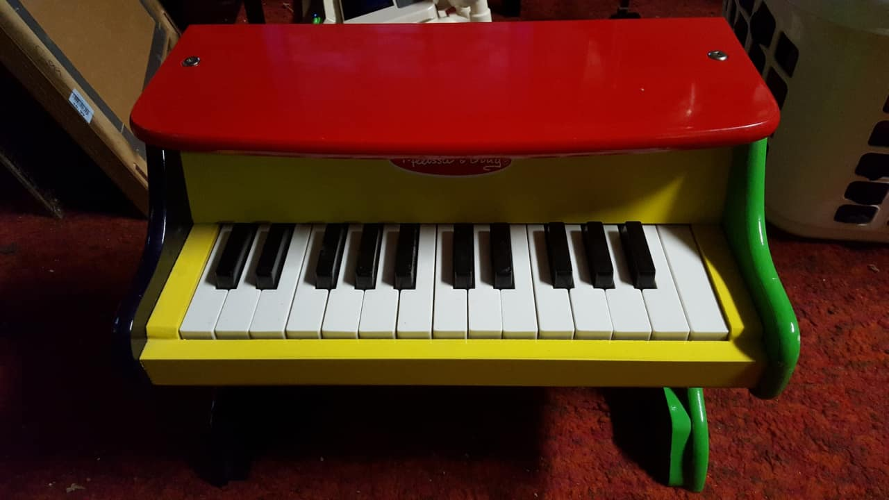 Melissa Doug Learn To Play Piano Review - YouTube