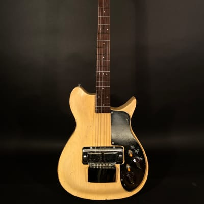 Rickenbacker Combo 800 (Chrome Pickguard) 1955 - 1956 Blonde