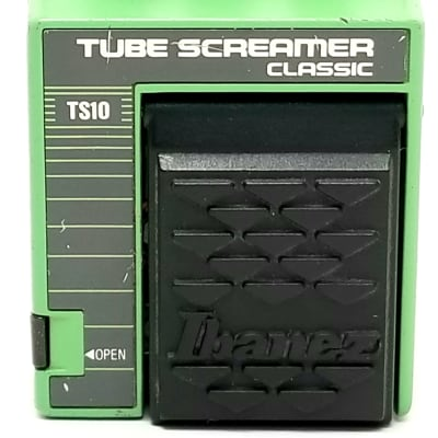 vintage Ibanez TS10 Tube Screamer Classic, Very Good Condition
