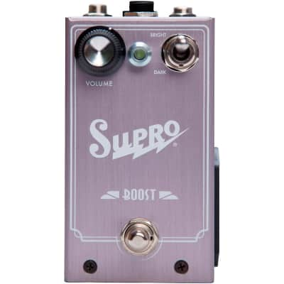 Supro Boost Guitar Effects Pedal Regular for sale