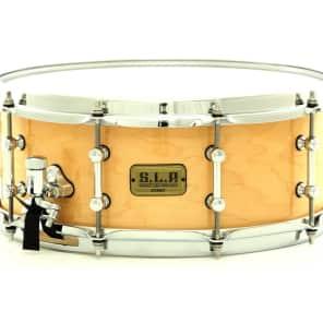 """Tama LMP1455SMP 5.5x14"""" S.L.P. Series Classic Maple Snare Drum"""
