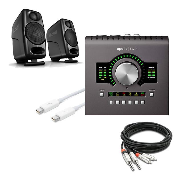 Universal Audio Apollo Twin Duo MKII Bundle w/ Ik Multi