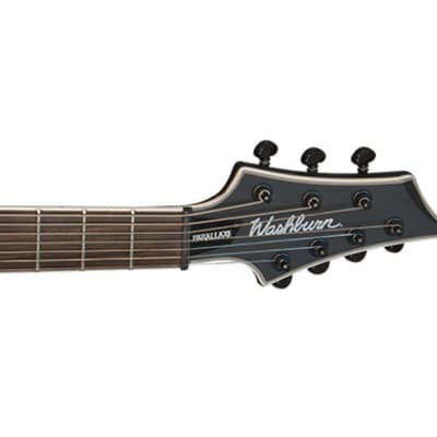 Washburn PXL27EC Parallaxe Single Cut Carved 7 String for sale