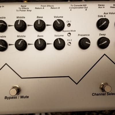 Diezel Zerrer 2-Channel Preamp for sale