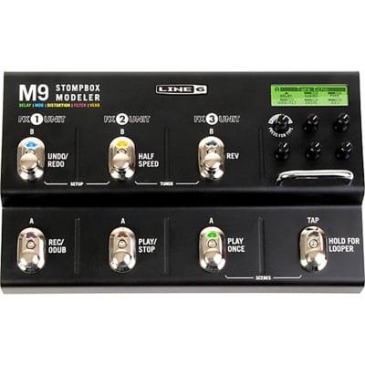 Line 6 M9 Stompbox Modeler