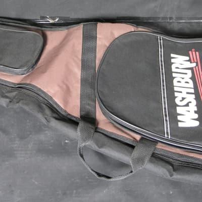 Washburn Dreadnought Backpack Soft Case 2015 Brown