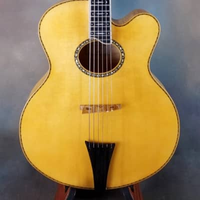 Used Koentopp OS-11 Chicagoan archtop! for sale