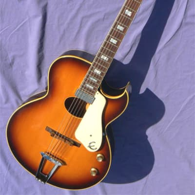 1969 Epiphone Howard Roberts: Gibson Built, Carved Spruce Top, Versatile, Super Clean, 1 of 9! for sale