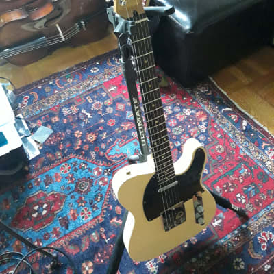 Valenti Telecaster 70's Body,  New Handcrafted  Neck for sale