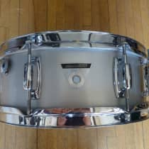Ludwig Standard 5x14 Aluminum Snare 1970s image