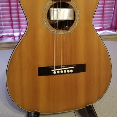 Terada Parlor Guitar MIJ for sale