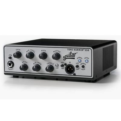 Aguilar Tone Hammer 350 - Super Light 350 watt bass amplifier for sale