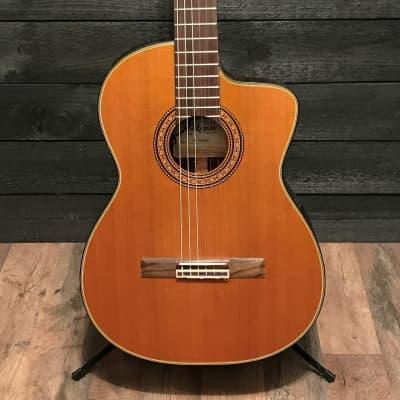 Takamine TC132SC Acoustic-Electric Nylon String Guitar