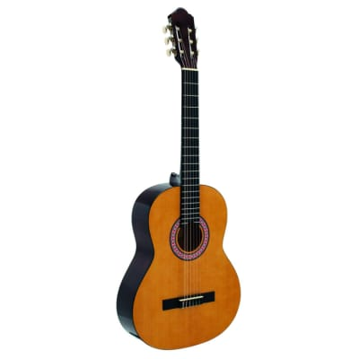 Dimavery AC-303 acoustic guitar natural 39-inch for sale