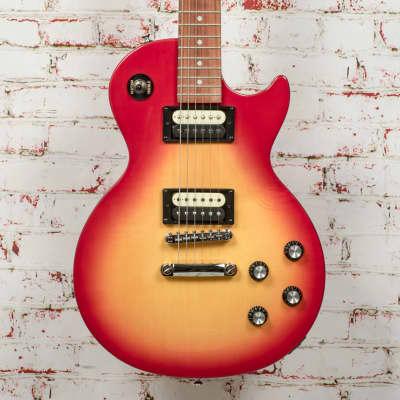 Epiphone Les Paul Studio LT Electric Guitar Heritage Cherry Sunburst x0299