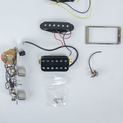 Fender Modern Player Telecaster Complete Electronics Kit