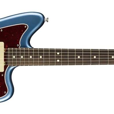 Fender American Performer Jazzmaster®, Rosewood Fingerboard, Satin Lake Placid Blue