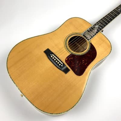 Gallagher Custom Acoustic Guitar