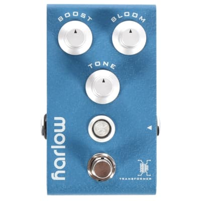 Bogner Harlow v2 - Boost with Bloom - Custom Audio Transformer