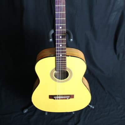 Checkmate 3/4 Classical Guitar Natural/Orange for sale