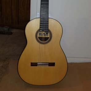 Del Pilar Jr.  Standard Pro  2011 Aged Natural Satin for sale