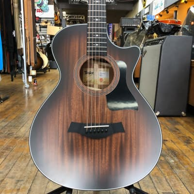 Taylor 362ce 12-string Grand Concert Acoustic-Electric Shaded Edgeburst w/Hard Case