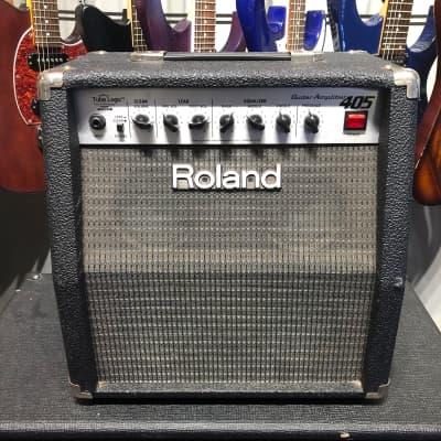 "Roland GC-405 2-Channel 20-Watt 4x5"" Guitar Combo"