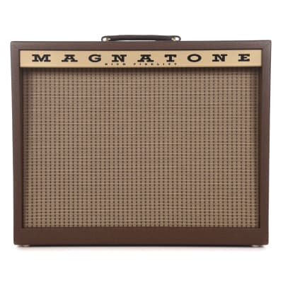 Magnatone Varsity Reverb 15W 1x12 Combo Amp for sale
