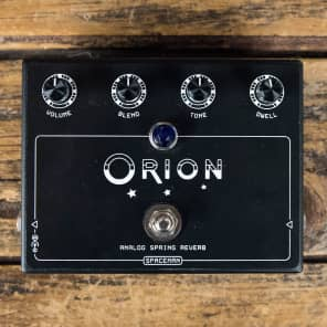 Spaceman Effects Orion Reverb