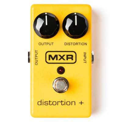MXR M104 Distortion + Plus Guitar Effects Pedal for sale