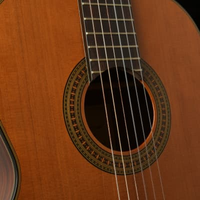 J Navarro NC-61 Classical Spanish Style Guitar 2008 Model for sale